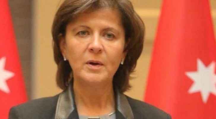 وزيرة السياحة والآثار لينا عناب - أرشيفية