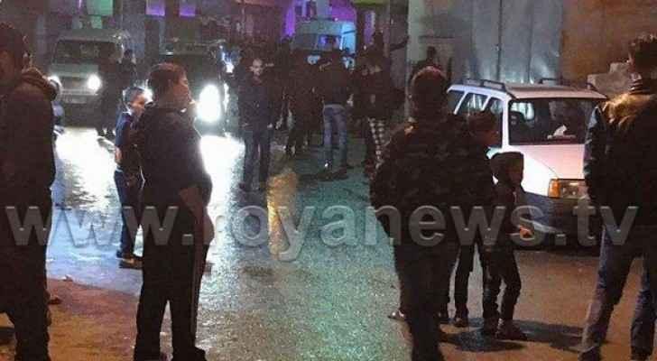 الأمن يفض مشاجرة مسلحة في إربد