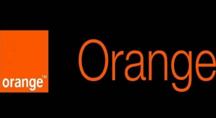 شعار شركة اورنج