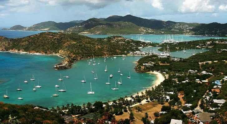 أنتيغوا وباربودا هي دولة تقع في البحر الكاريبي الشرقي