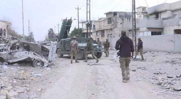 القوات العراقية بسطت سيطرتها الكاملة على مدينة الموصل