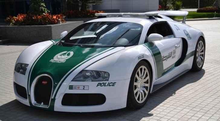 أسرع دورية شرطية في العالم