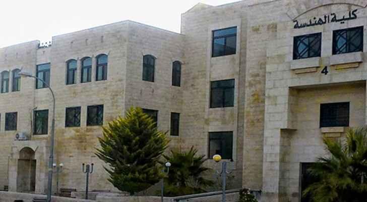 كلية الهندسة في جامعة العلوم التطبيقية