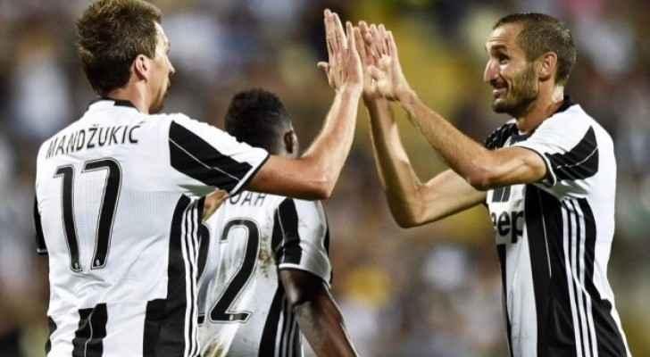 يوفنتوس يستعيد لاعبين في قائمته لمواجهة بورتو