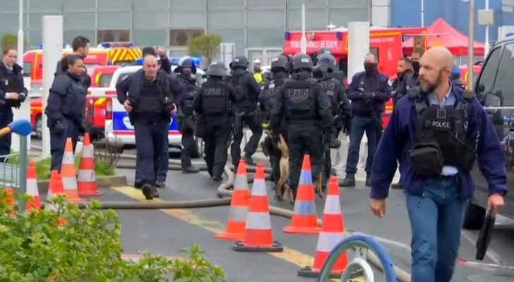 قوات الأمن انتشرت في محيط مطار أورلي في باريس