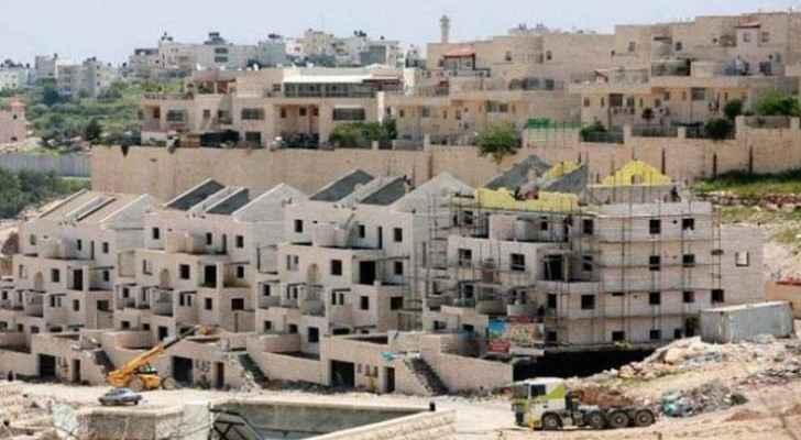 ارشيفية لمدينة القدس المحتلة