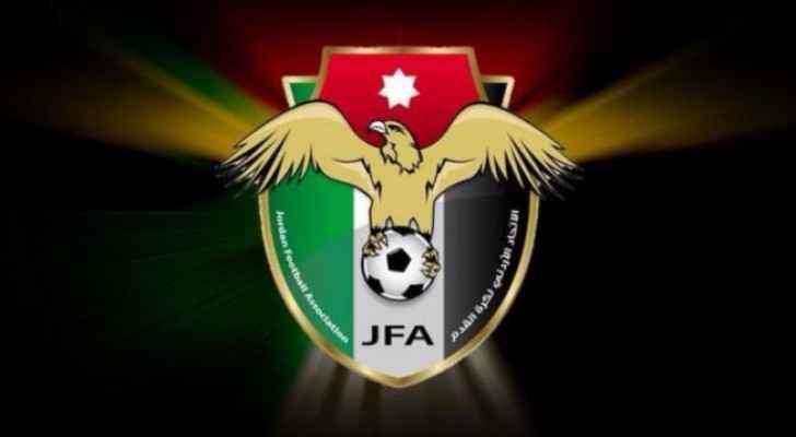 شعار الاتحاد الاردني لكرة القدم