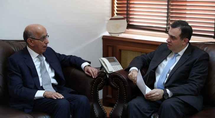 الفاخوري: قرض من الصندوق العربي للمملكة بقيمة 96 مليون دولار