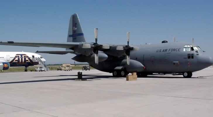 طائرة عسكرية أمريكية - تعبيرية
