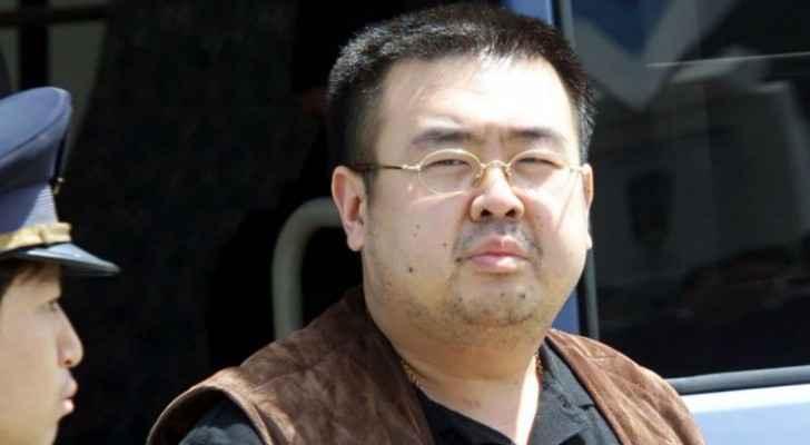 جثمان كيم جونغ نام الأخ غير الشقيق للزعيم الكوري