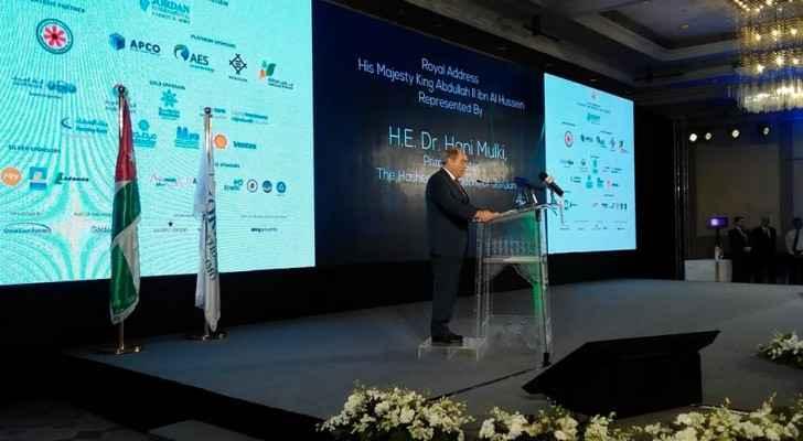 الملقي يفتتح اعمال القمة الأردنية الدولية الثالثة للطاقة