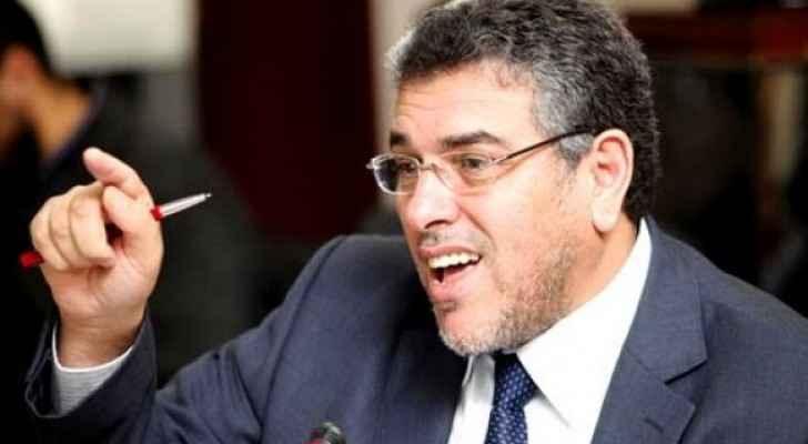 وزير حقوق الإنسان مصطفى الرميد