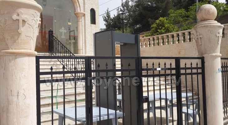 مخاوف تدفع 'مجمع الكنائس الأردني' لاتخاذ إجراءات أمنية مشددة