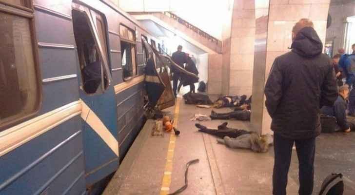 الأمن الروسي يعتقل أحد مدبري تفجير بطرسبورغ