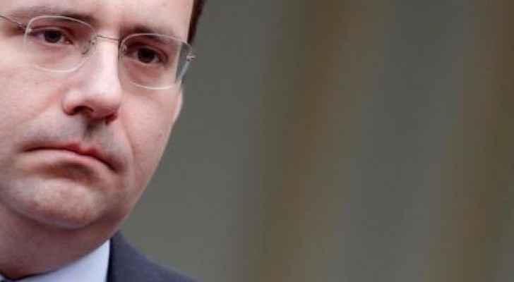 ماتياس فيكل وزير الداخلية الفرنسي