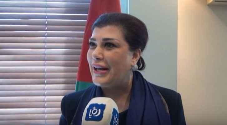 السفيرة العراقية في الأردن صفية السهيل