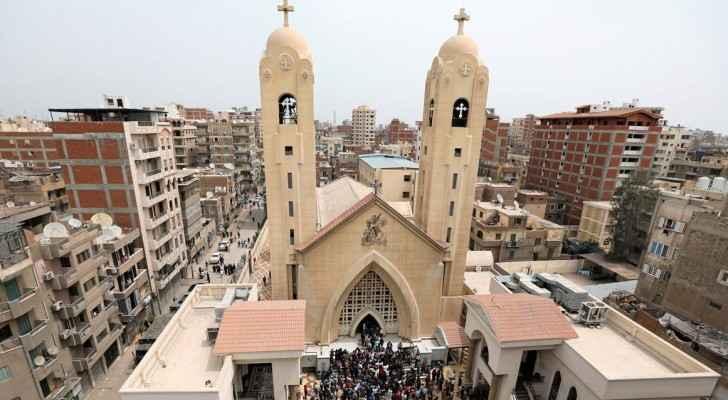 تفجير الكنيسة بطنطا أدى إلى مقتل العشرات