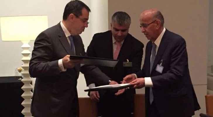 الاْردن يستضيف اجتماعات الهيئات المالية العربية المشتركة في العام المقبل ٢٠١٨