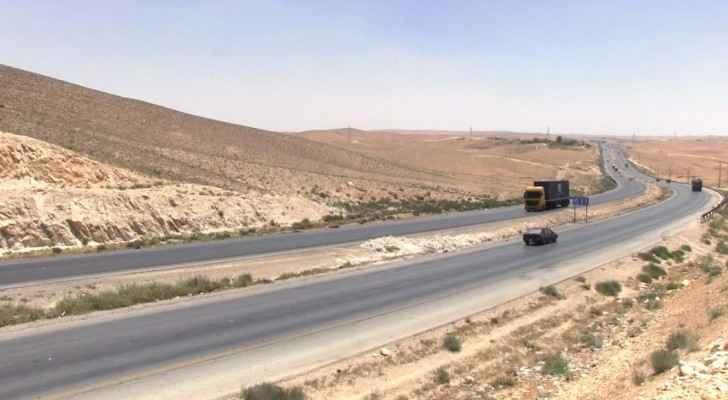 الطريق الصحراوي - أرشيفية