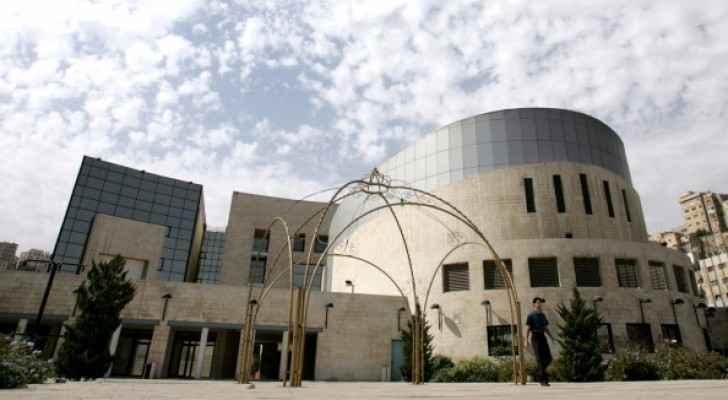 مبنى امانة عمان