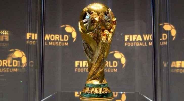 كأس العالم - تعبيرية