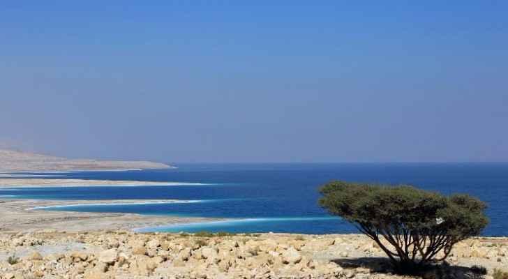 ارشيفية للبحر الميت
