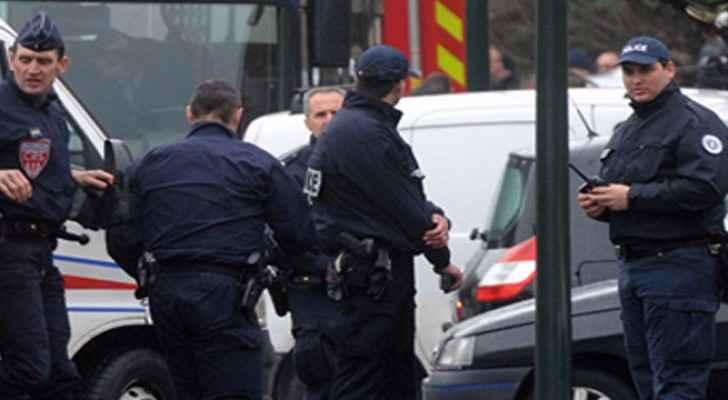 ارشيفية للشرطة الفرنسية