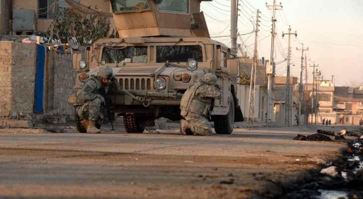 ارشيفية لقوات عراقية
