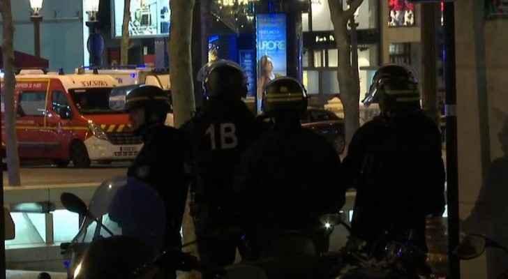 عصابات داعش الارهابية تتبنى هجوم باريس