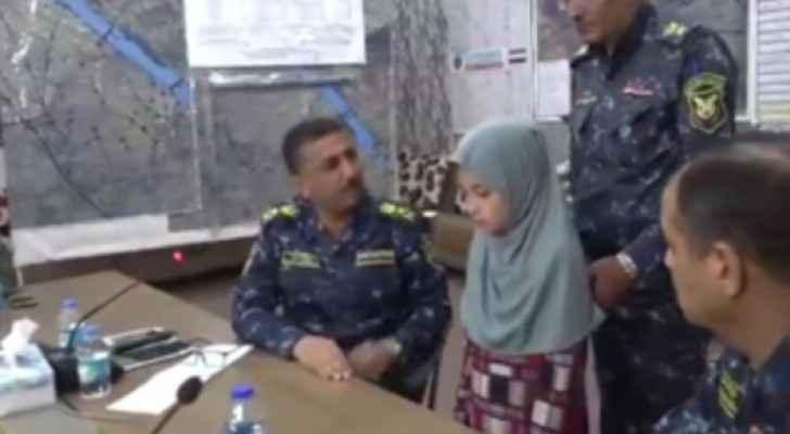 الطفلة الإيزيدية المختطفة من قبل داعش