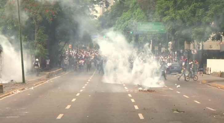 سقوط 11 قتيلا في مواجهات بفنزويلا