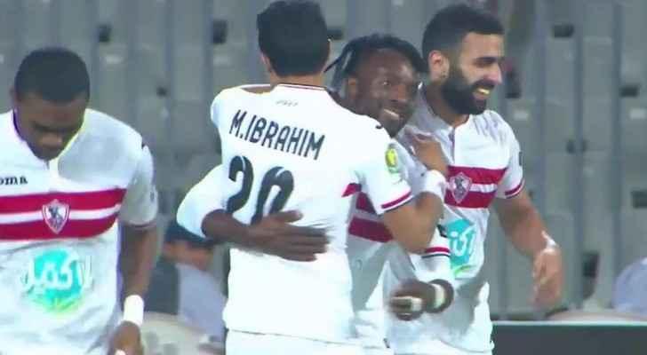 الزمالك يحقق بداية طيبة في دوري أبطال أفريقيا