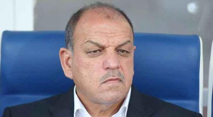 المدرب العراقي عدنان حمد