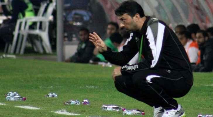 المدرب الوطني جمال محمود