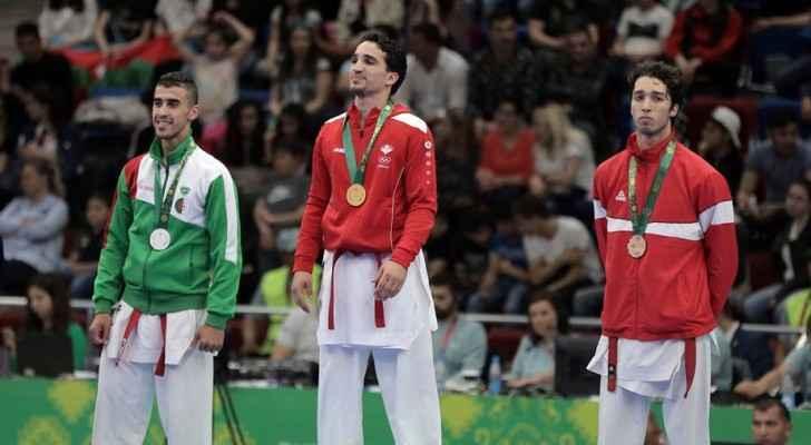 النجار يحقق الميدالية الذهبية في دورة ألعاب التضامن الإسلامي