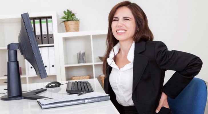 الجلوس لفترات طويلة يعجل بتقدم النساء في السن