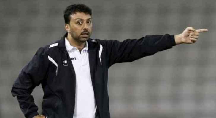 المدرب جمال محمود