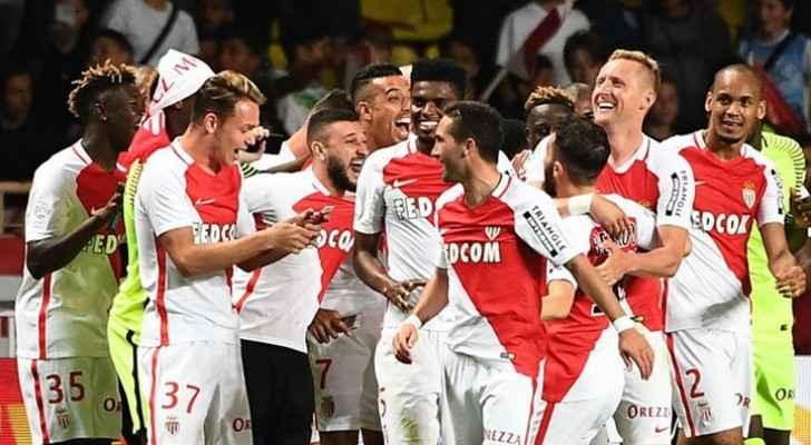 موناكو بطلاً للدوري الفرنسي