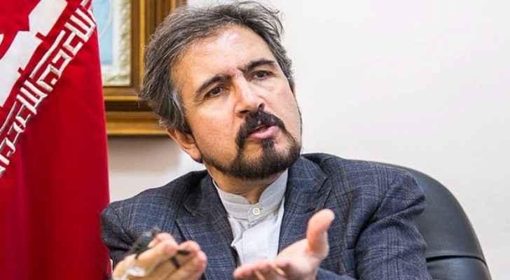 المتحدث باسم وزارة الخارجية الايراني بهرام قاسمي