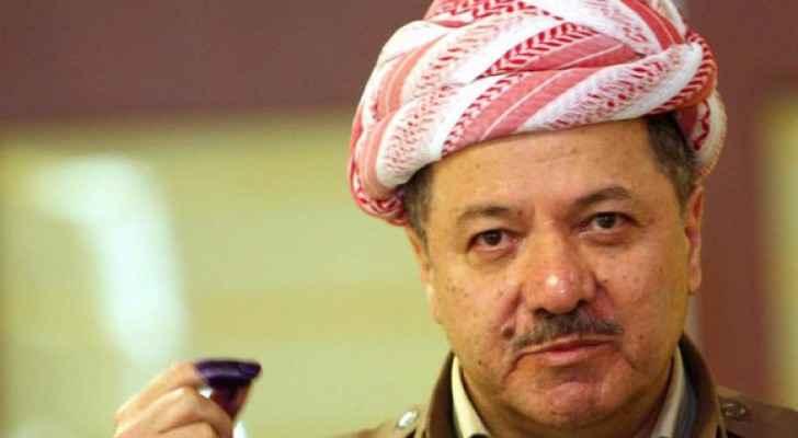 رئيس اقليم كردستان العراق مسعود برزاني