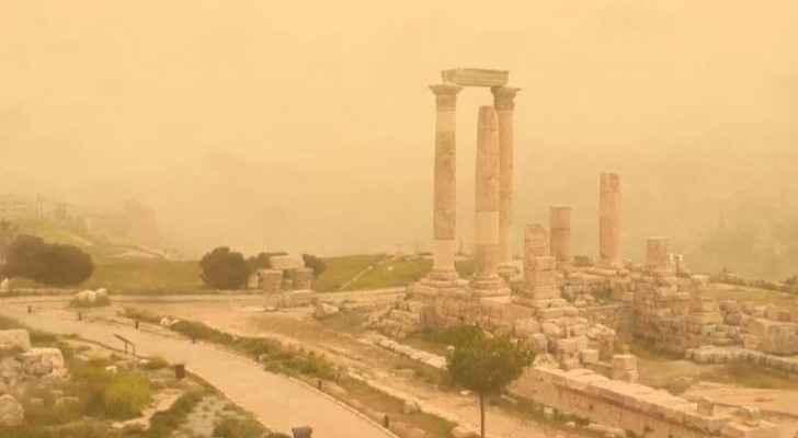 جانب من العاصمة عمّان - ارشيفية