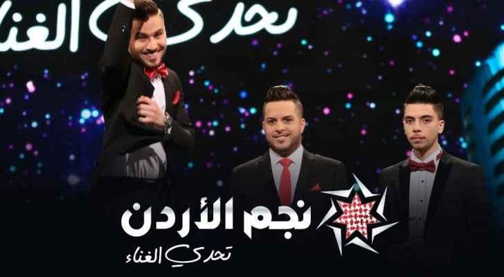عبدالله كيوان يتوج بلقب نجم الأردن في موسمه الثالث 'تحدي الغناء'