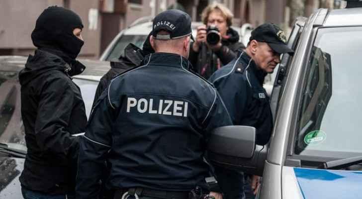 ارشيفية للشرطة الألمانية