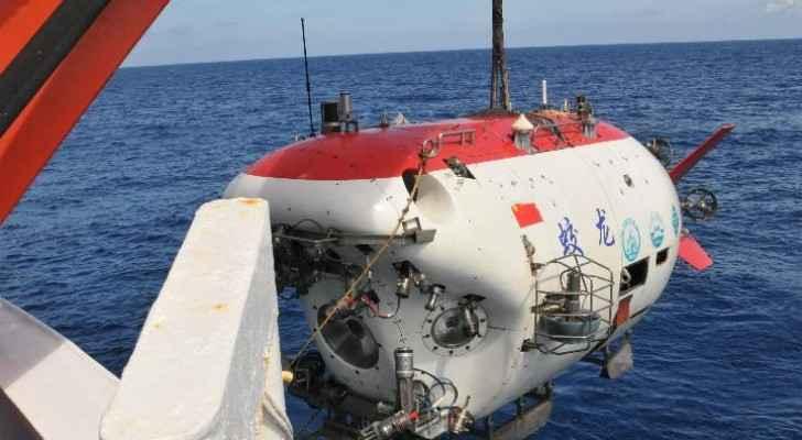 """الغواصة """"جياولونغ"""" الصينية"""