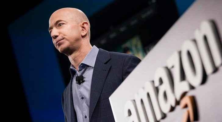 مؤسس شركة أمازون الملياردير جيف بيزوس