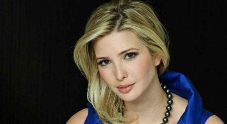 إيفانكا ترمب، ابنة الرئيس الأمريكي دونالد ترمب