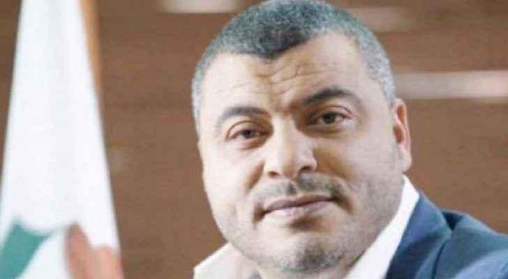 رئيس نادي الوحدات يوسف الصقور