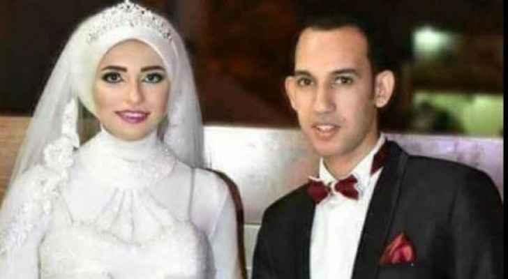 العروس وعريسها