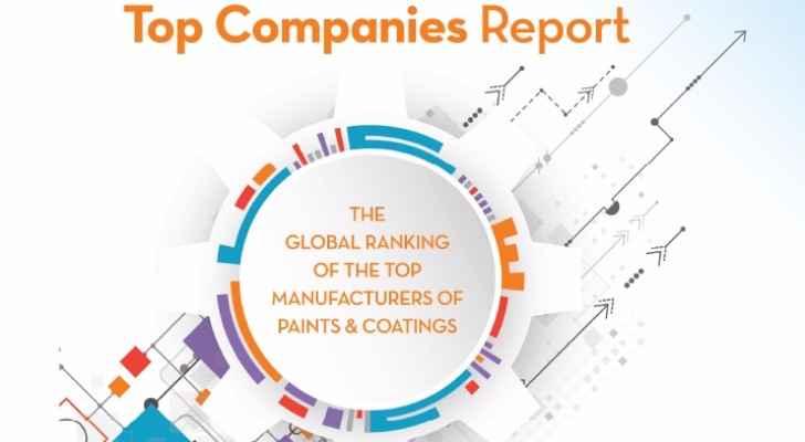 دهانات ناشونال تتقدم من جديد لتحتل المرتبة 31 ضمن أكبر شركات الدهانات في العالم