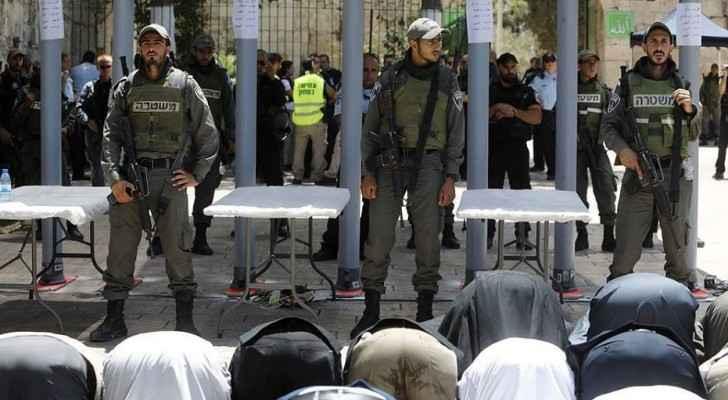 الأردن يؤكد أن إغلاق المسجد الأقصى أمر مرفوض جملة وتفصيلًا